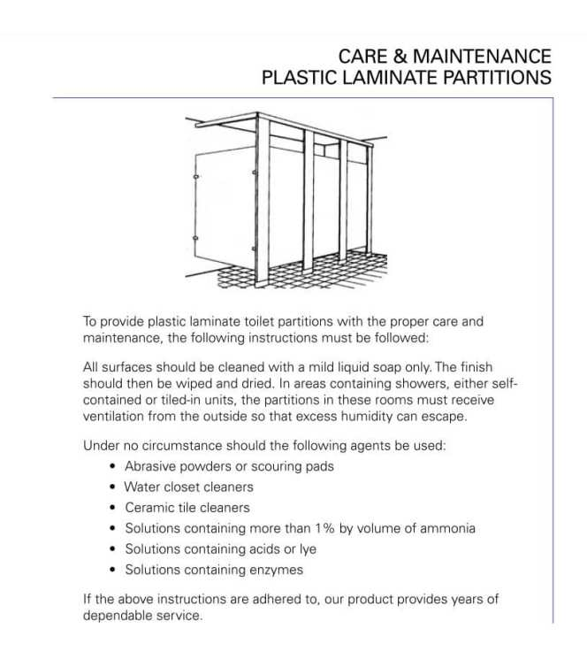 Care-and-Maintenance-Plastic-Laminate