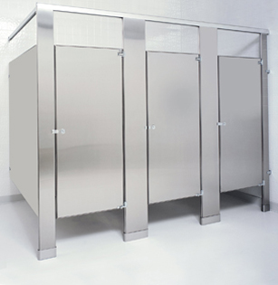 Stainless Steel Bathroom Stalls