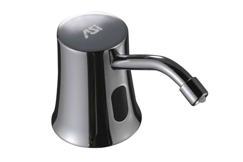 Asi Soap Dispenser ~ Asi automatic soap dispenser stainless steel